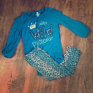 Wild princess 👸🏼 outfit
